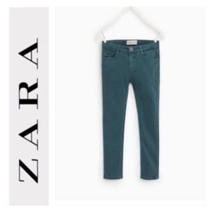 Zara Boys Skinny Jeans size 7